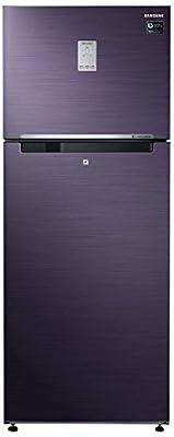 Samsung RT47K6238UT Frost-free Freezer-on-Top Refrigerator (465 Ltrs, 3 Star Rating, Pebble Blue)