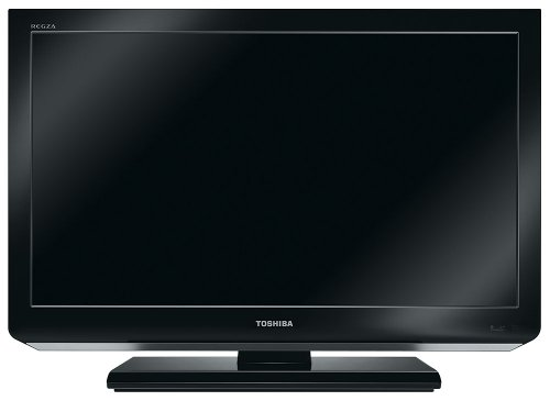 Toshiba 32DL833B 32-inch Widescreen HD Ready LED TV and Built-in DVD Player with Freeview