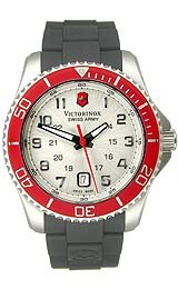 Victorinox Swiss Army Maverick GS Silver-Tone Dial Men's Watch #241438