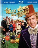 Willy Wonka & the Chocolate Factory (Blu-ray Book Packaging)