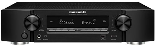 Marantz NR1606-R Refurbished 7.2 Channel Network AV Surround Receiver with Bluetooth & Wi-Fi