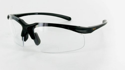 """Clear Wraps"" Wrap-Around Bifocal Night Driving Sunglasses"