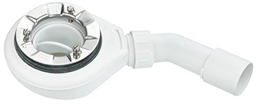 Funktionseinheit Tempoplex 6961.1 Kunststoff / weiß 112 mmxDN 40 / 50, 575625