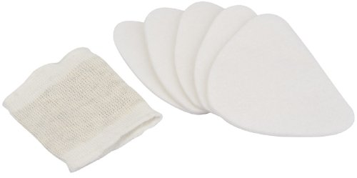 Draper 18059 Comfort Mask replacement Set 5Pc