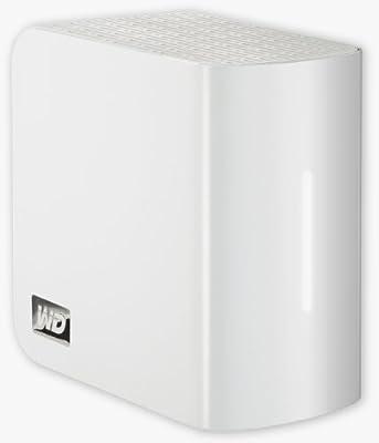 Western Digital My Book World Edition II - 2 TB (2 x 1 TB) Network Attached Storage from Western Digital