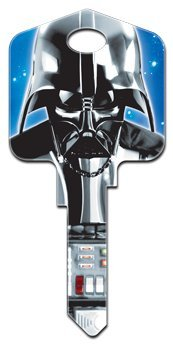 Star Wards DARTH VADER KW House Key by Star Wars
