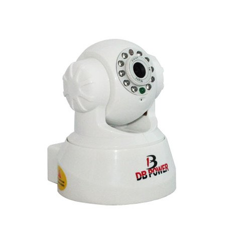 DB Power Security IP Wireless Network Camera WPA IR Night Vision Wifi COMS Webcam White at Sears.com