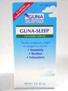Guna, Inc. - GUNA-Sleep 30 ml [Health and Beauty]