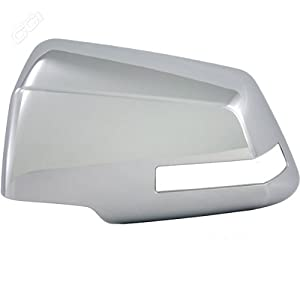 Coast To Coast CCIMC67410 Full Chrome Mirror Cover Kit - Pack Of 2