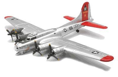 B-17 Flying Fortress Toy Plane