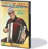 Professor Louie's Rock & Blues Accordion: Complete [DVD] [Import]