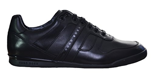 Hugo Boss Men's Black Arkansas Trainers 7 UK/41 Euro thumbnail