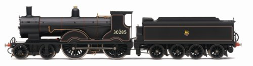 Hornby R2930X BR Early Class T9 Greyhound 00 Gauge DCC Fitted Steam Locomotive