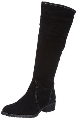 Tamaris 1-1-25618-29, Damen Klassische Stiefel, Schwarz (BLACK 001), EU 36