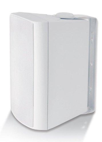 Osd Audio Btp-650 White 6.5-Inch Bluetooth Indoor Or Outdoor 30-Watt Patio Speaker Pair