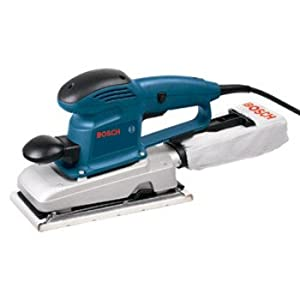 Factory-Reconditioned Bosch 1293D-46 1/2 Sheet 120V Orbital Finish Sander USA
