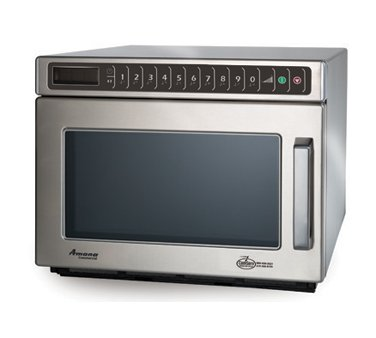 Amana Hdc12A2 1200 Watt Heavy Volume Commercial Microwave