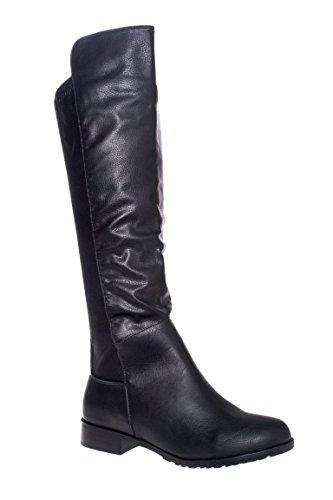 Pagoda Low Heel Boot