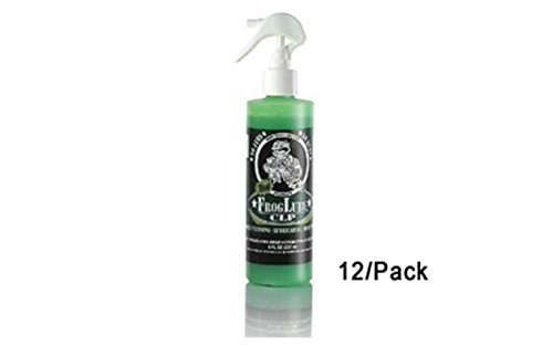 FrogLube CLP Liquid 8oz Cleaner/Lubricant/Preservative 12 per PK Bottle 15176