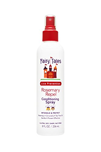 Fairy Tales Repel Conditioning Spray, Rosemary, 8 Fluid Ounce (Fairy Tales Rosemary Spray compare prices)