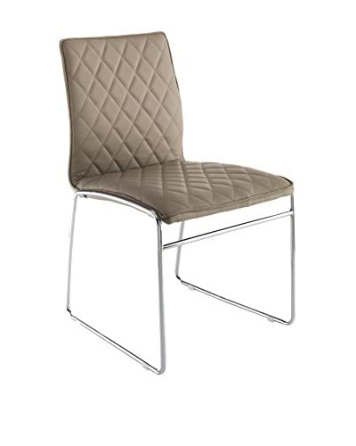 Contemporary Living Set Silla 4 Uds. Mesh Taupe