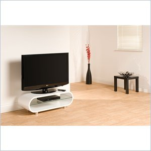 Cheap Techlink Ovid TV Stand White (OV95W)