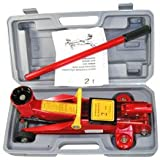 2 Ton Mini Floor Jack w/Case