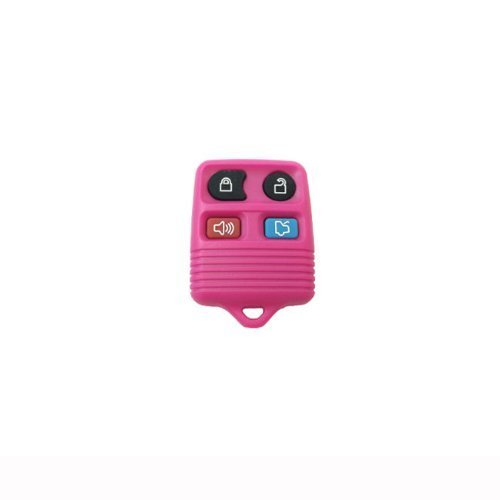 1999-2010 Ford Mustang Pink Keyless Entry Remote Key Fob w/ Free DIY Programming Instructions (Ford Mustang Pink compare prices)