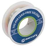 703.459: Lead free solder, 0.6mm, 10g, 5mby Skytronic