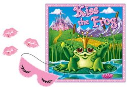 Kiss The Frog Party Game - 1
