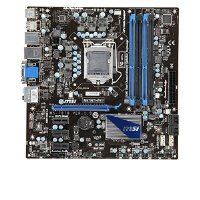 MSI H67MS-E43 (B3) LGA1155/Intel H67(B3)/DDR3/SATA3/A&GbE/MATX Motherboard