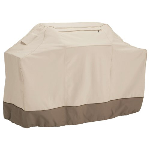Classic Accessories Cart BBQ Patio Cover - 2Xl, Pebble, Model# 73952