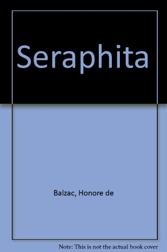 Seraphita (English and French Edition), Balzac, Honore De
