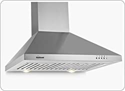 Sunflame Venza 60 SS 1100 m3/h Chimney