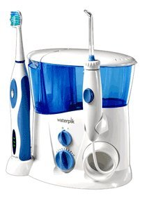 Waterpik WP-900 Water Flosser and Sonic Toothbrush Complete Care