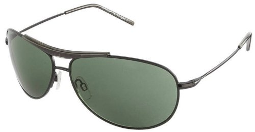 Speedo Speedo Aviator Sunglasses (Black) (IISP-2439-004)