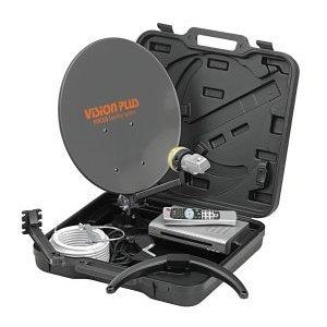 Caravan / Motorhome Vision Plus Focus 840 Easy Find 40cm Satellite System