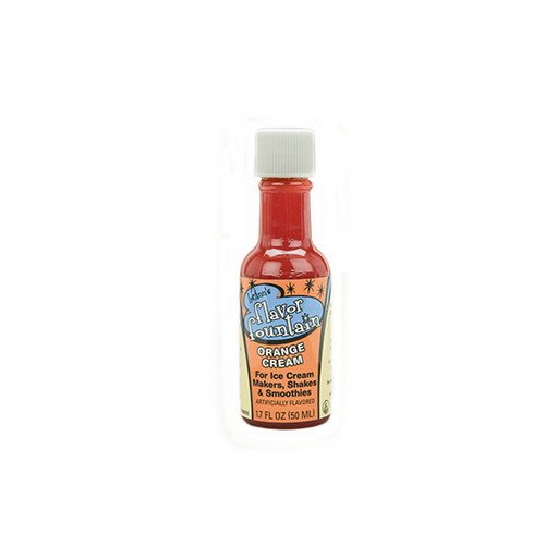 Flavor Fountain Orange Cream /1 back-7468