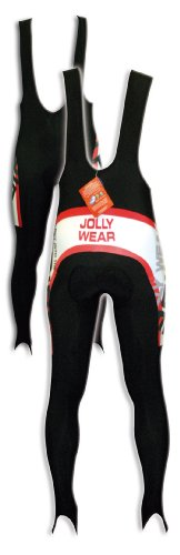 Buy Low Price JOLLYWEAR Cycling Thermal Bib Tights ( DIEGO/D collection) (B002Z7OXGS)