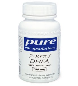Pure Encapsulations - 7-Keto DHEA (100mg) - 60