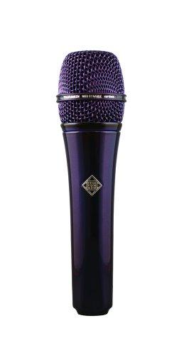 Telefunken M80 | Solid Color Finish Dynamic Series Cardioid Microphone (Purple)