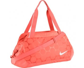 Nike C72 Legend 2.0 Medium Duffle Bag Orange