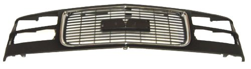 OE Replacement GMC Grille Assembly (Partslink Number GM1200392) (1994 Gmc Sierra Grille compare prices)