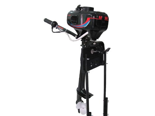 3.5 HP Outboard Motor Two Stroke Boat Engine Water Cooled (2 Hp Boat Motor compare prices)