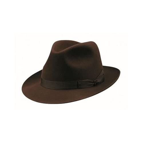 Christys' London Fur Felt Trilby