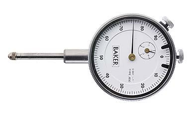Baker J02 10mm Travel Dial Indicator