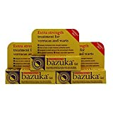 Bazuka Extra Strength Gel Triple Pack 3x5g [Personal Care] [Personal Care]