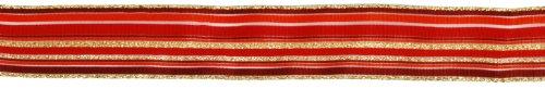 Diseño de cinta de Navidad de pastel de Navidad de - rojo y dorado