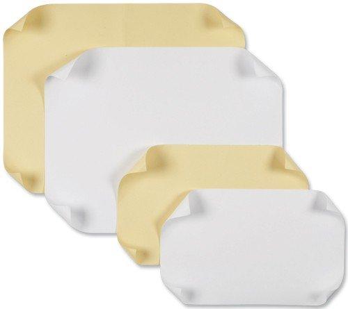 Leathercraft Blotting Paper Half Demy W285xD445mm Flat White Ref HDBPWH50 [50 Sheets]