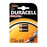 Duracell MN21 Battery Alkaline for Camera Calculator or Pager 1.2V Ref 75072670 [Pack 2] (75072670)